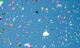 Hockenberry Management Consulting - Confetti Clear